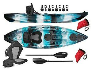 Vibe Kayaks Skipjack 90 Best Fishing Kayak Under 1000 review