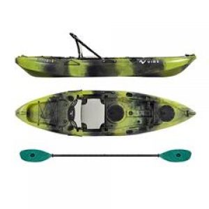 Vibe Kayaks Yellowfin 100 review