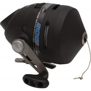 Zebco/Quantum 808HBOWHD, 200, BX3 Spincast Bowfishing Reel review