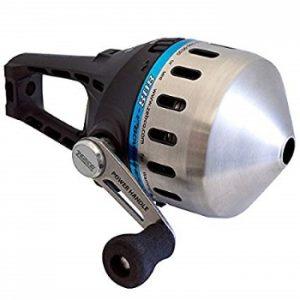 Zebco/Quantum 808HBOWHD, 200, BX3 Spincast Bowfishing Reel