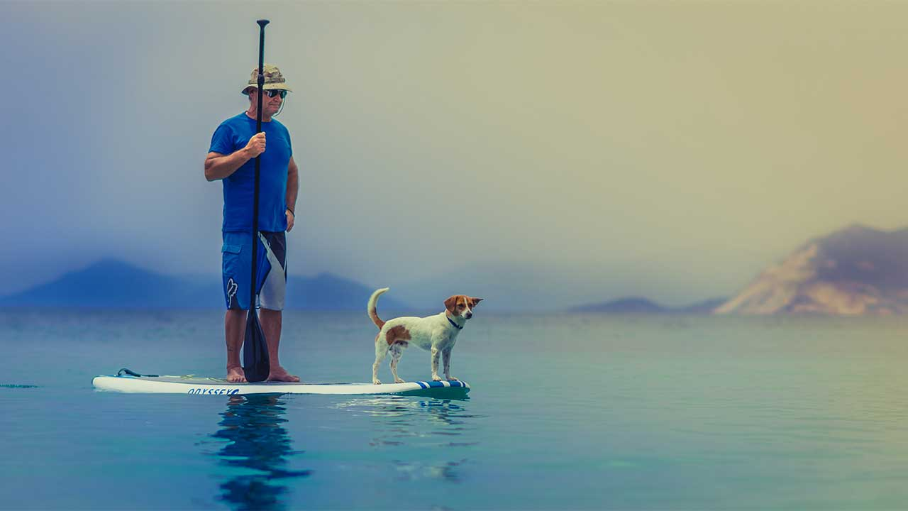 Best Inflatable SUP For Fly Fishing