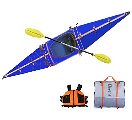 Elevens Cruise Plus Foldable and Portable Kayak review