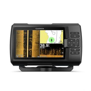 Garmin Striker 7 With Transducer And Traditional CHIRP review