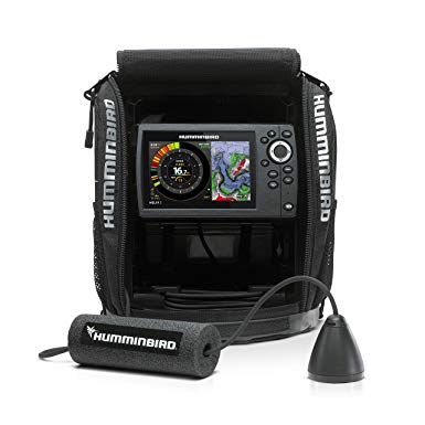 Humminbird Black 5 Inches Ice H5 CHIRP GPS G2 review