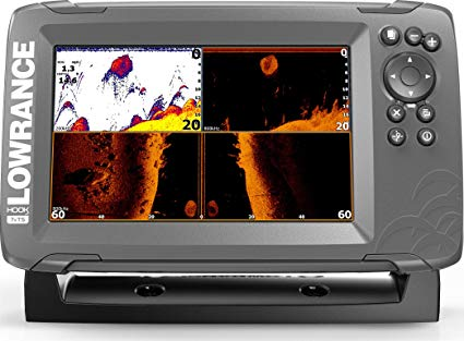 Lowrance 7x Hook 2 Gps Tripleshot Gray review Best Fish Finder GPS Combo Under 500