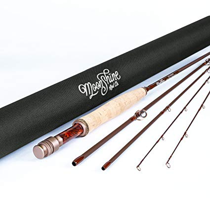 Moonshine Rod Co. The Drifter Series Fly Fishing Rod review