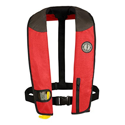 Mustang Survival Deluxe Manual Inflatable PFD review