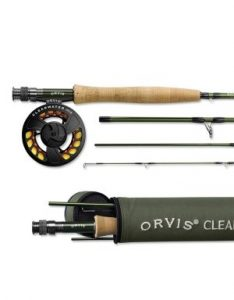 Orvis Clearwater Fly Rod Outfit review