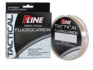 Best Fluorocarbon: P-Line Tactical Premium Fluorocarbon Line review