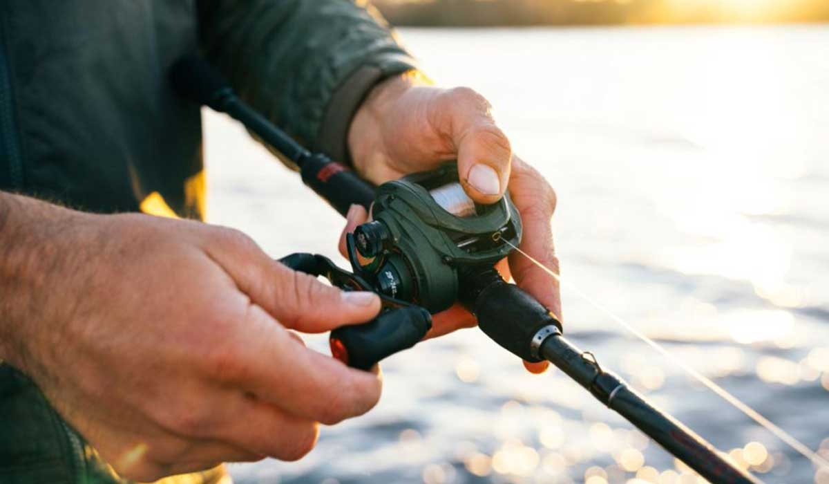 Whar does Gear Ratio Mean on a Fishing Reel