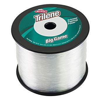Berkley Trilene Big Game Monofilament Custom Spool review