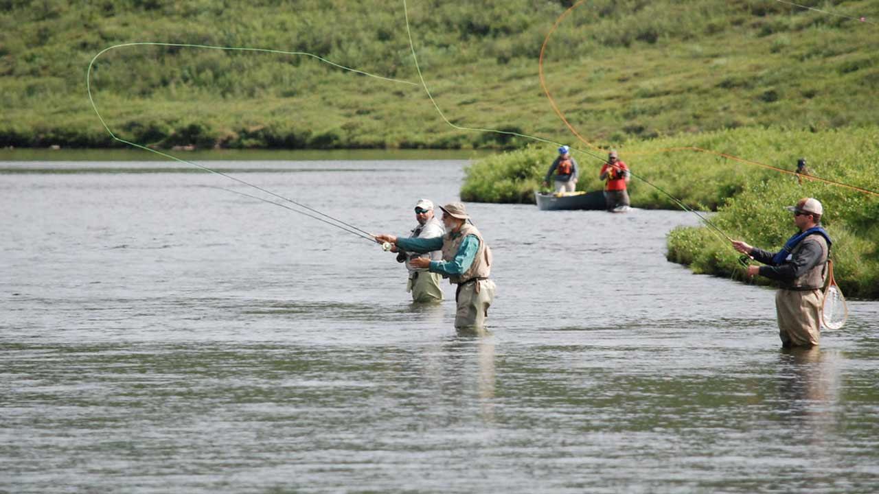 Best Places to Fish in Alaska