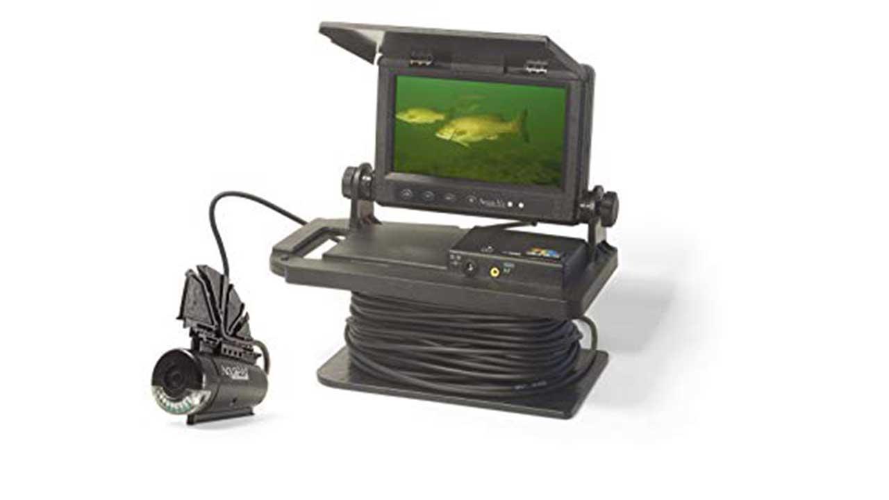 underwater camera for ice