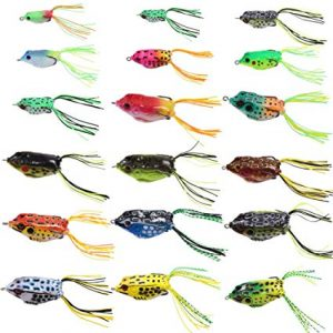 Croch Hollow Body Frog Lure review