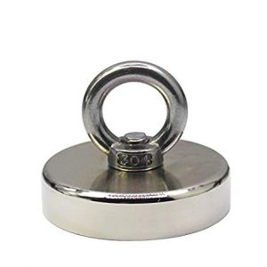 FISHING MAGNET - 500 LBS PULL FORCE NEODYMIUM MAGNET review