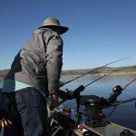 Fishing Kayak with Trolling Motor