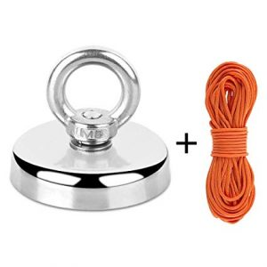 HHOOMY Super Strong Fishing Magnet Rope review