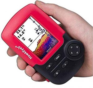 HawkEye Fishtrax 1 C Fish Finder review