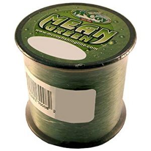McCoy's Mean Green Premium Copolymer Fishing Line review