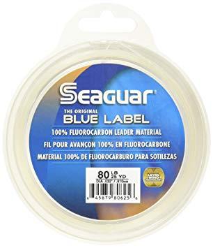 Seaguar Blue Label 25 Yards Fluorocarbon Leader review