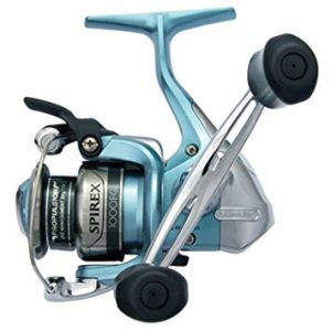 Shimano Spirex FG Spinning Reel review
