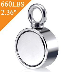 Uolor Double Side Round Neodymium Fishing Magnet review