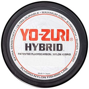 Yo-Zuri Hybrid Fishing Line review