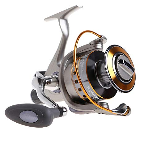 Yoshikawa BaitFeeder Spinning Reel review