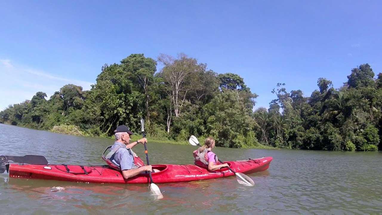 2 person sit on top kayak