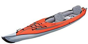 Advanced Elements Inflatable Kayak - The Coolest One review
