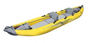 ADVANCED ELEMENTS Straightedge 2 Kayak review