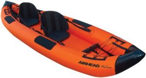 Airhead Montana - An Inflatable UV Resistant Tandem Kayak review
