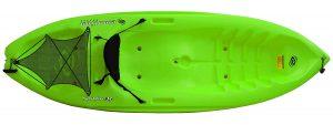 Emotion Spitfire Sit On Top 8-foot Kayak review