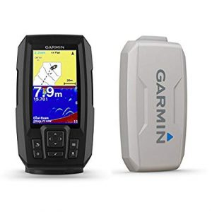 "Garmin Striker 4 with Transducer, 3.5"" GPS Fishfinder review"