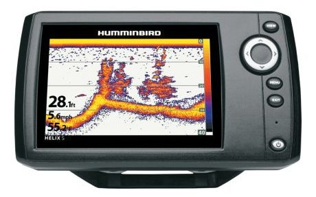 Humminbird HELIX 5 Fish Finder review