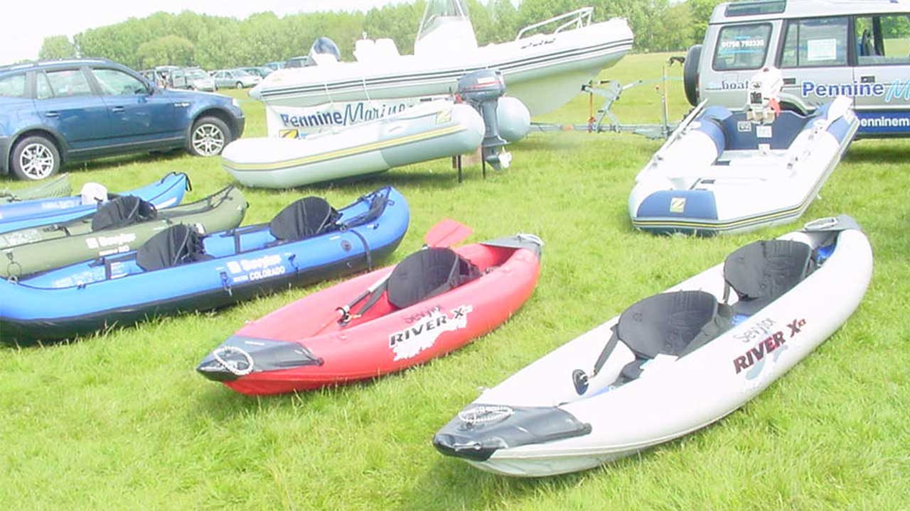 Inflatable Sit on Top Kayaks