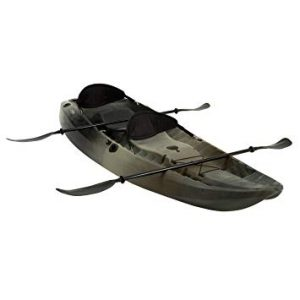 Lifetime 10 Foot Sport Fisher Tandem Kayak review