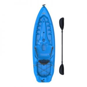 Lifetime Lotus Sit-On-Top Kayak review
