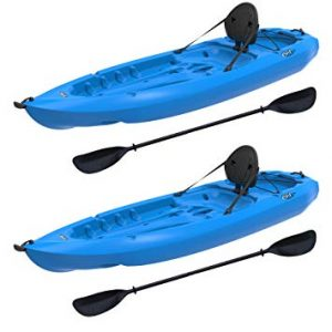 Lifetime Lotus Sit On Top Kayak With Paddle review