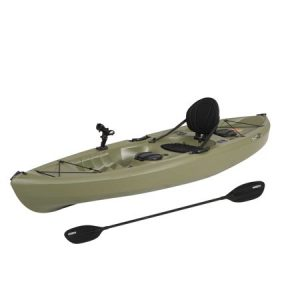 Lifetime Tamarack Angler Sit-On-Top Kayak review