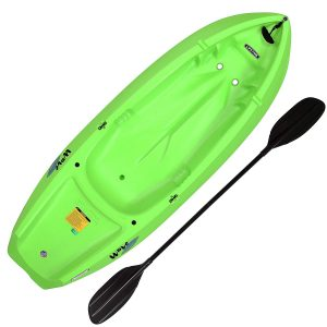 Lifetime Youth Wave Kayak With Paddle 6 Feet