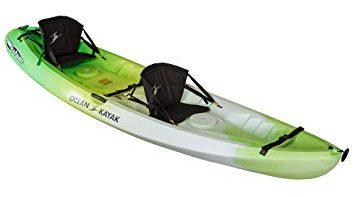 Ocean Kayak 12 Feet Malibu Two Tandem Sit-On-Top Recreational Kayak review