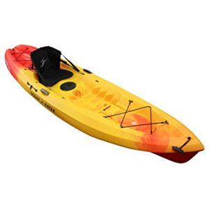 Ocean Kayak Frenzy Sit On Top Recreational Kayak review