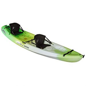 Ocean Kayak Malibu Two Tandem Sit-On-Top Recreational Kayak review