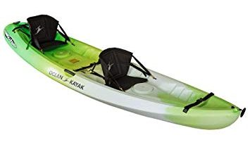 Ocean Kayak Malibu Two Tandem Sit On Top Kayak review