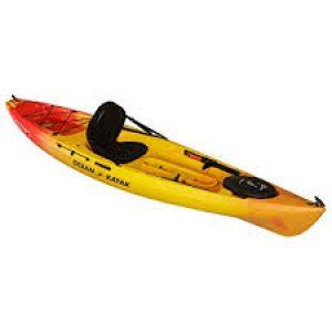 Ocean Kayak Tetra 10 One-Person Sit-On-Top Kayak review