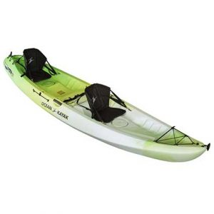 Ocean Malibu Sit On Top - A Recreational Tandem Kayak review