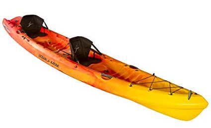 Ocean Zest - Sit On Top Touring Kayak review