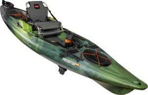 Old Town Canoes And Kayaks Predator PDL Fishing Kayak review