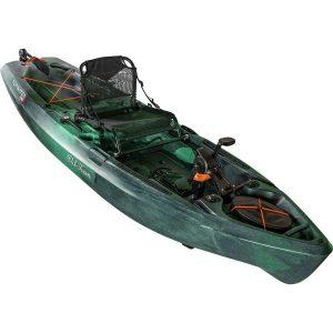 Old Town Topwater 106 PDL Angler Fishing Kayak review